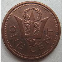 Барбадос 1 цент 1999 г. (g)