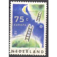 Нидерланды Европа-Септ Луна космос