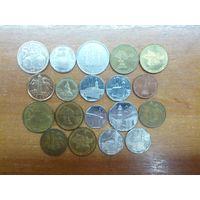 Коллекция монет Архитектура