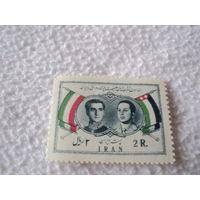 Почтовые марки Иран 1