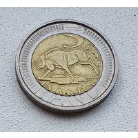 ЮАР 5 рандов, 2004 2-15-10
