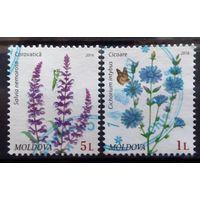 Молдова цветы стандарт-2016-2 марочки