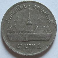 1 бат 1982 г  Таиланд