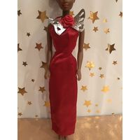 Платье для куклы Барби Barbie Jewel Secrets