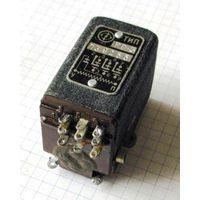 Электромагнитное промежуточное реле РП-3