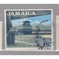 Авиация Ямайка  лот 3
