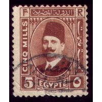 1 марка 1927 год Фр.Египет 125