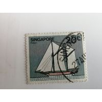 Сингапур 1980. Корабли