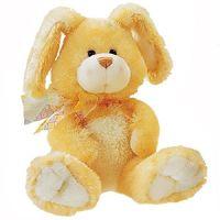 Плюшевая игрушка Кролик медовый 17 см,Аврора(Корея)