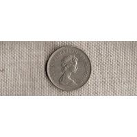 Гонконг 1 доллар 1978/Королева(Ab)