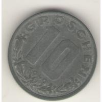 10 грошей 1949 г.