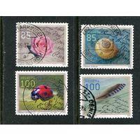 Швейцария. Приветственные марки