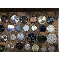 Часы наручные циферблаты.Старт с рубля.