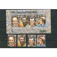 Мальта. Чемпионат мира по футболу. Германия 2006