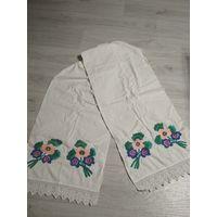 Рушник(вышивка)