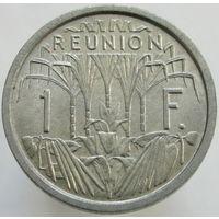 Реюнион 1 франк 1948 ТОРГ (350)