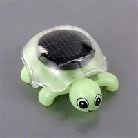 Черепаха на солнечной батарее