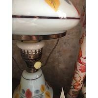 Обод фарфоровый для настольной лампы