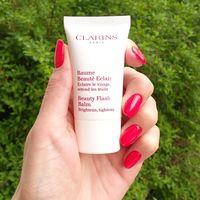 Восстанавливающий бальзам моментального действия Clarins Beauty Flash Balm 15 мл