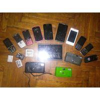 Телефоны и фотоаппараты