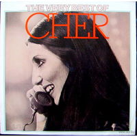 Cher - The Very Best Of Cher - LP - 1975