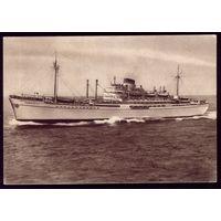 Италия Корабль Америго Веспуччи