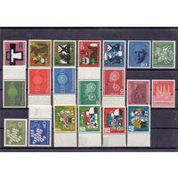 Германия ФРГ 20 марок (**) 1959-1961 гг