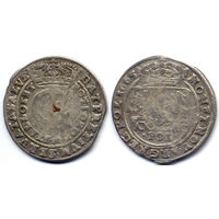 Тымф 1665 AT, Ян II Казимир Ваза