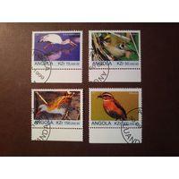 Ангола 1999 г.Фауна Африки.
