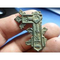 Старинный крестик под реставрацию