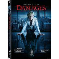 Схватка (Ущерб) / Damages. 1.2.3.4.5 сезоны полностью. Скриншоты внутри