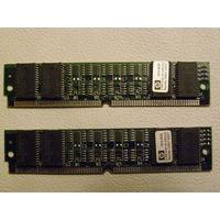 Модули оперативной памяти 16 MB Set 2x HP 1818-6838 8 MB 60 ns 72-pin SIMM