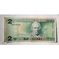 Литва 2 лита 1994 г