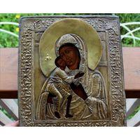 Икона Божией Матери Владимирская. Без Мнц!