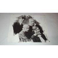 Старое семейное фото 193...г