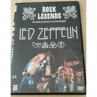 2DVD Led Zeppelin - Rock Legends