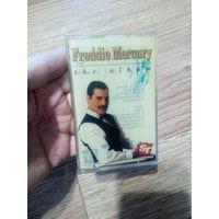 Freddie mercury кассета