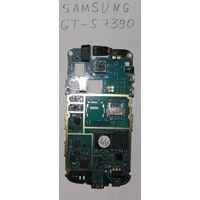 Электронная плата от SAMSUNG GT 7390 S