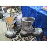 Зимние ботинки-трактора Steel, 41,5-42 размер.