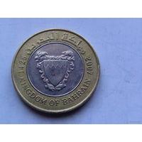 Королевство Бахрейн 100 филсов 2007г. распродажа