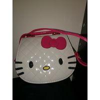 Сумочка Hello Kitty для девочки. Новая