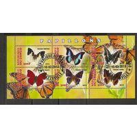 Я Конго 2013 Бабочки