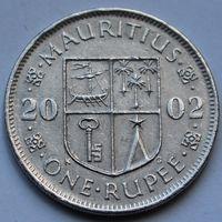 1 рупия 2002 МАВРИКИЙ
