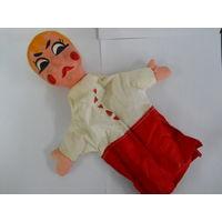 Кукла для кукольного театра.