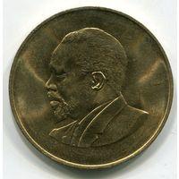 (A3) КЕНИЯ - 10 ЦЕНТОВ 1968 UNC