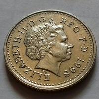 5 пенсов, Великобритания 1998 г.