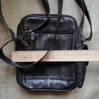 Мужская плечевая сумка