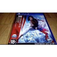 Mirrors edge Catalyst диск для PS4