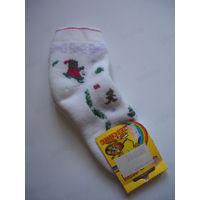 Носки махровые детские р-р 16-18