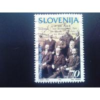 Словения 1994 словено-германская дружба